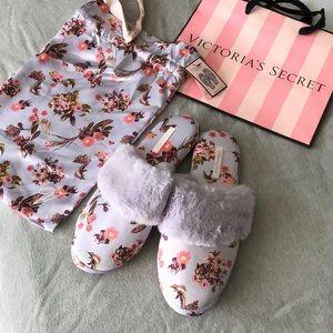 Brand new VS slippers